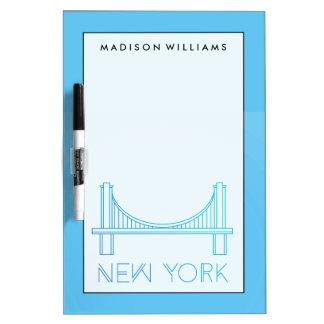 Brooklyn-Brücke | New York City Memoboard