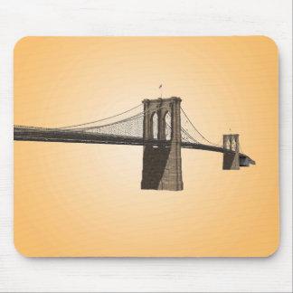 Brooklyn-Brücke: New York City: Modell 3D: Mousepad