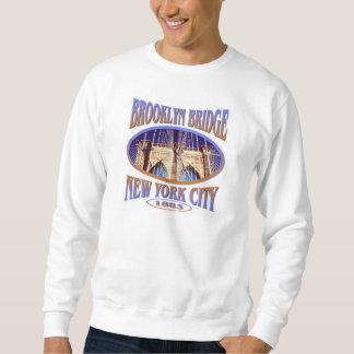 Brooklyn-Brücke New York Sweatshirt
