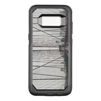 Brooklyn-Brücke OtterBox Commuter Samsung Galaxy S8 Hülle
