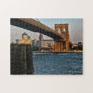 Brooklyn-Brücke Puzzle