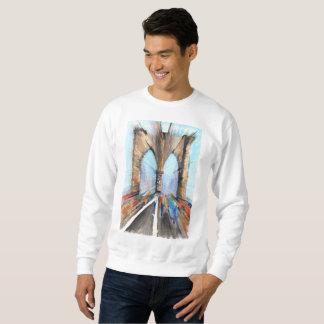 Brooklyn-Brücke Sweatshirt