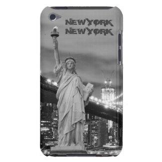 Brooklyn-Brücke und das Freiheitsstatue Case-Mate iPod Touch Case