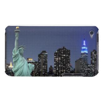 Brooklyn-Brücke und das Freiheitsstatue iPod Touch Cover
