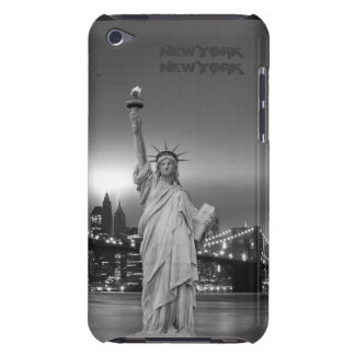 Brooklyn-Brücke und das Freiheitsstatue iPod Touch Hülle