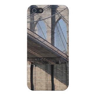 Brooklyn-Brücke und Manhattan-Skyline Hülle Fürs iPhone 5