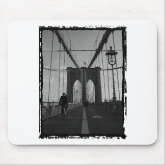Brooklyn-Brücken-Foto Mauspads