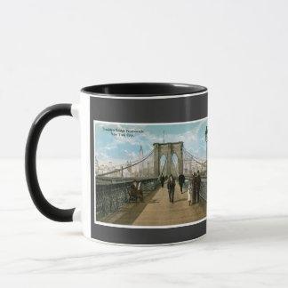 Brooklyn-Brücken-Promenade Tasse