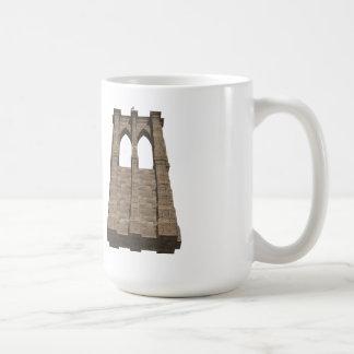 Brooklyn-Brücken-Säule: Modell 3D: Kaffeetasse