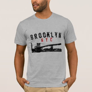 Brooklyn-Brücken-Shirt T-Shirt