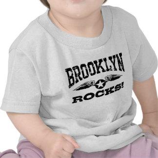 Brooklyn-Felsen T-Shirts