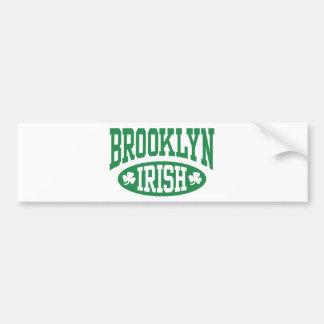 Brooklyn-Iren Autoaufkleber