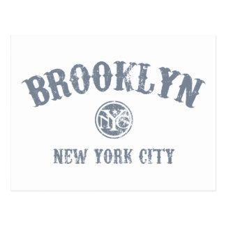 *Brooklyn Postkarte