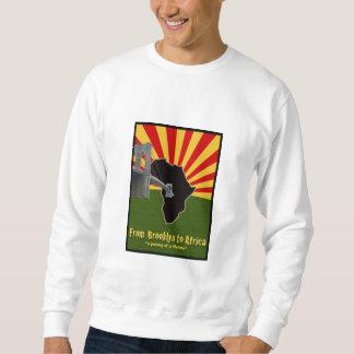 Brooklyn zum grundlegenden Schweiss-Shirt Afrikas Sweatshirt