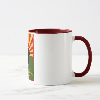 Brooklyn zur afrikanischen Küchen-Kaffee-Tasse Tasse