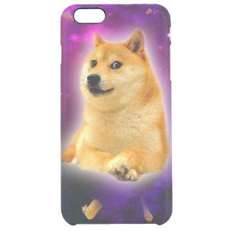 Brot - Doge - shibe - Raum - wow Doge Durchsichtige iPhone 6 Plus Hülle