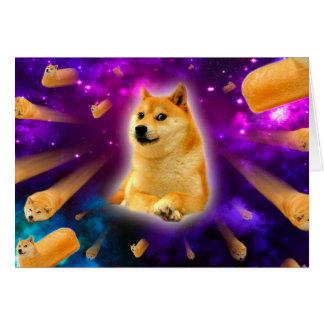 Brot - Doge - shibe - Raum - wow Doge Karte