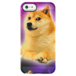 Brot - Doge - shibe - Raum - wow Doge Permafrost® iPhone SE/5/5s Hülle