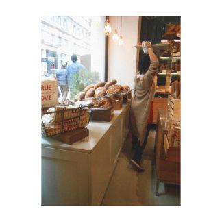 Brot Leinwanddruck