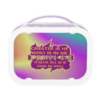 Brotdose _Greater ist He©