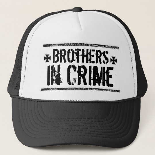 Brothers in Crime Truckerkappe