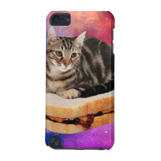 Brotkatze - Raumkatze - Katzen im Raum iPod Touch 5G Hülle