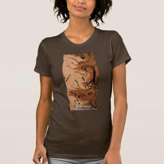 Brown-Alligator T-Shirt