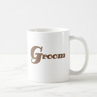 Brown-Bräutigam Kaffee Haferl