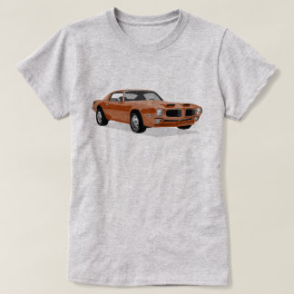 Brown-Formel-Vogel T-Shirt