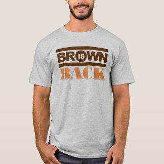 BROWN ist zurück T-Shirt