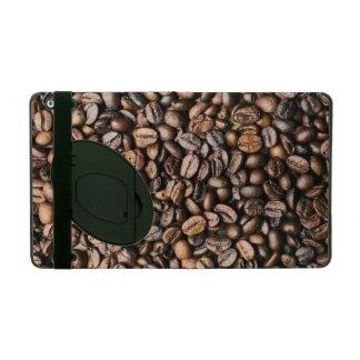 Brown-Kaffeebohne-Hintergrund iPad Schutzhülle