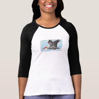 Brown-Pelikan-T - Shirt