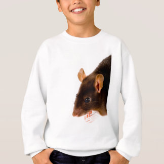 Brown-Ratte Sweatshirt