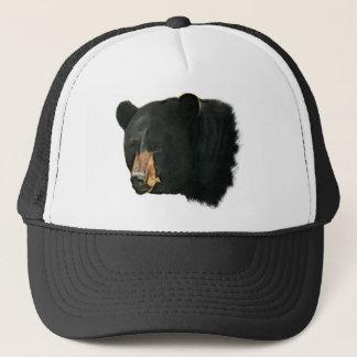 Brown roch Bären Truckerkappe
