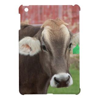 Brown-Schweizer-Kuh iPad Mini Hüllen