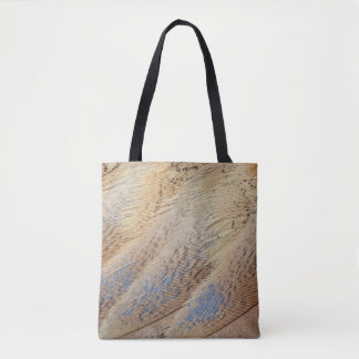 Brown Senegal Bustard abstrakt Tasche