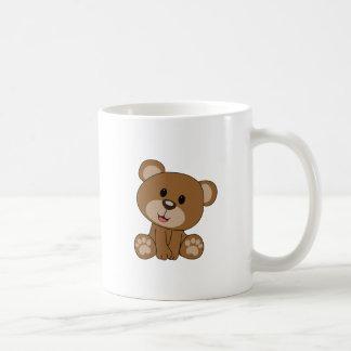 Brown-Teddybär Kaffeetasse