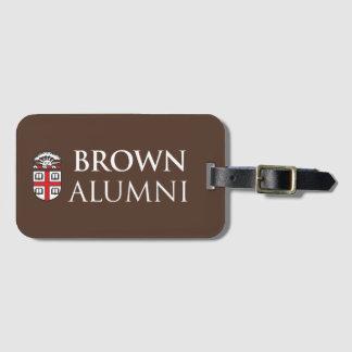 Brown University-Schüler Gepäckanhänger