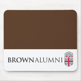 Brown University-Schüler Mousepad