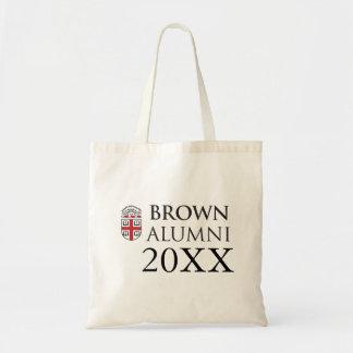 Brown University-Schüler Tragetasche