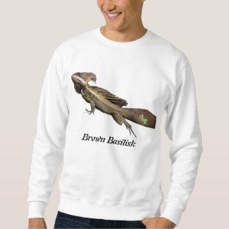 BrownBasilisk Sweatshirt