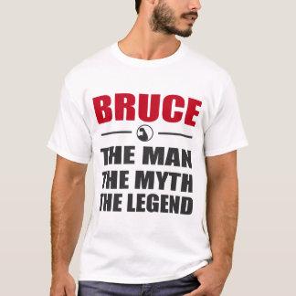 BRUCE DER MANN DER MYTHOS DIE LEGENDE T-Shirt