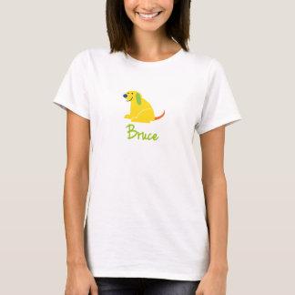 Bruce-Liebe-Welpen T-Shirt