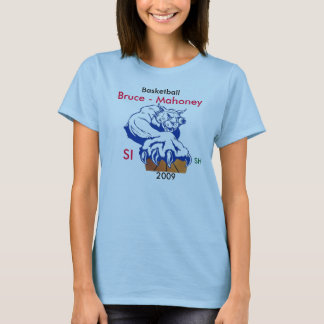 Bruce-MahoneyT - Shirt 2009