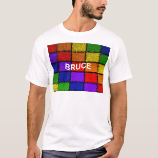 BRUCE (männliche Namen) T-Shirt