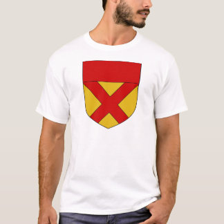 Bruce-Mantel von arms.JPG T-Shirt