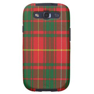 Bruce schottischer Tartan Samsung rufen Fall an