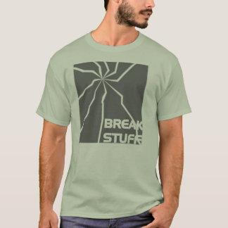 BRUCH-MATERIAL T-Shirt