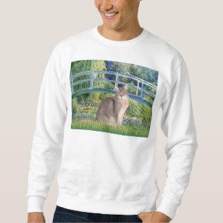 Brücke - Abussinian (Blau 21) Sweatshirt