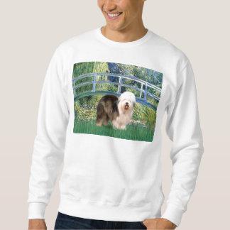 Brücke - altes Englisch 12 (stehend) Sweatshirt